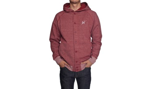 3_HUF_Spring_2013_Sutter_Button_Hoodie_Burgundy_Heather