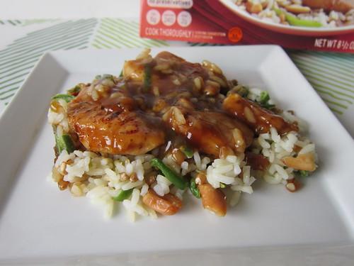 Lean Cuisine Glazed Chicken