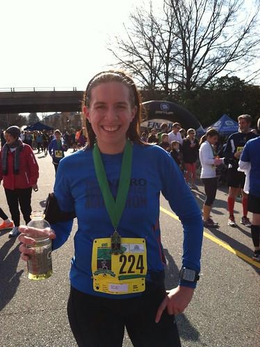GHS Half Marathon