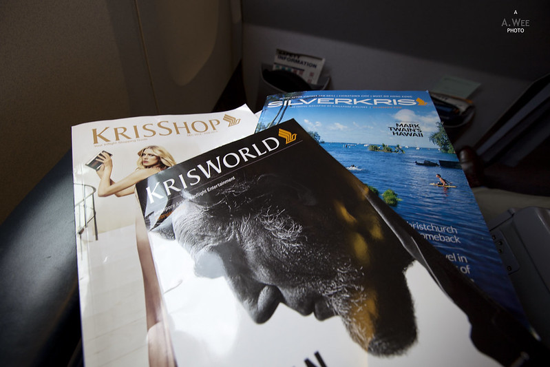 Kris World, Kris Shop and Silverkris Magazine