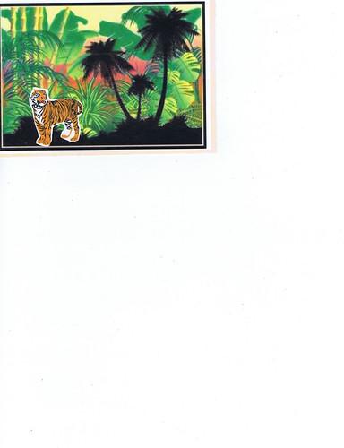O7's Zoo Postcard