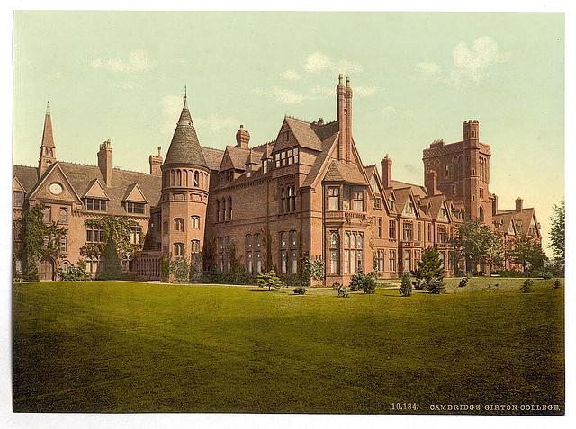 [Girton College, Cambridge, England] (LOC)