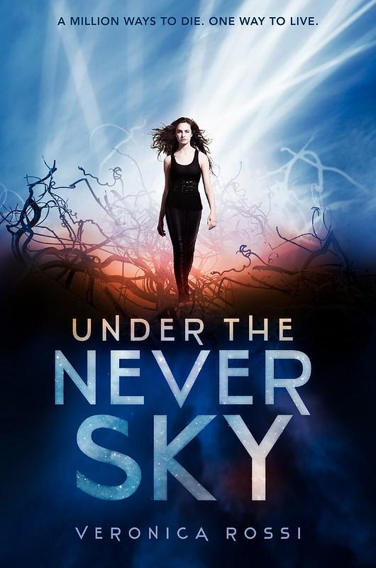 Under the Never Sky trilogy
