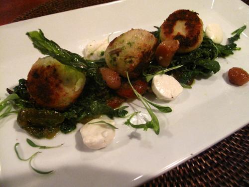 Restaurant Week - Dinner at Willow