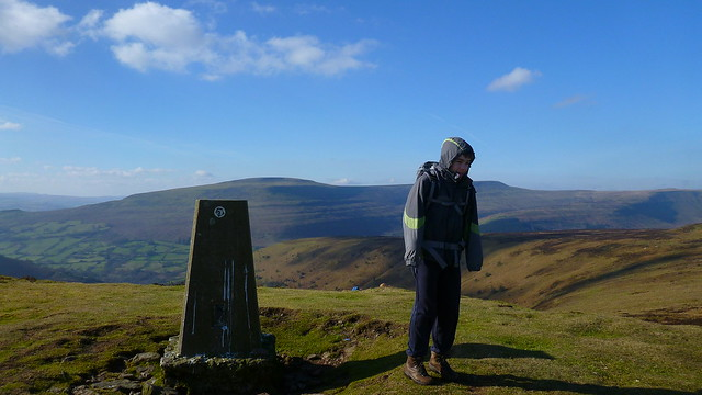 Crug Mawr, Black Mountains