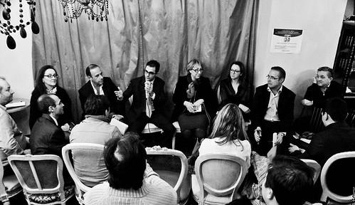 Courbevoie 3.0 Santé avec Arash Derambarsh, Marie-Anne Montchamp, Valérie Brouchoud, Thierry Calvo, Céline Touati by Arash Derambarsh