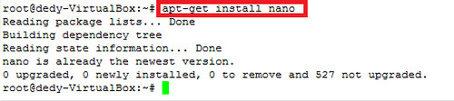 2.install nano