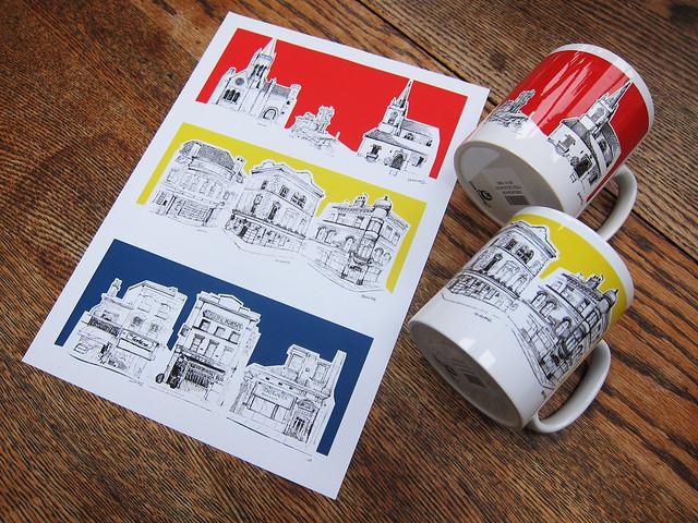 Stoke Newington Mugs