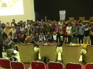 Seminar Gebyar Campuspreneur @ Jogjakarta