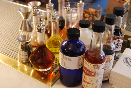 Polite Provisions selection of bitters