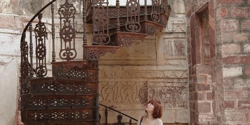 ▌India ▌ Jodhpur  夢境般的梅蘭加爾堡