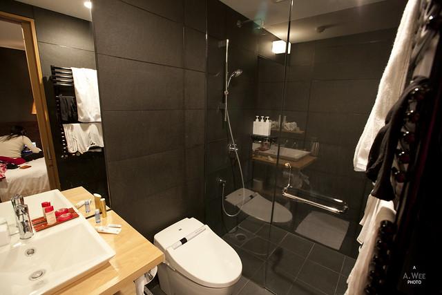 Bathroom in Kimamaya