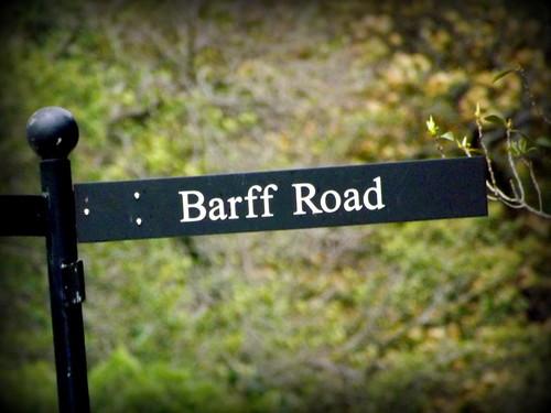 Barff Rd