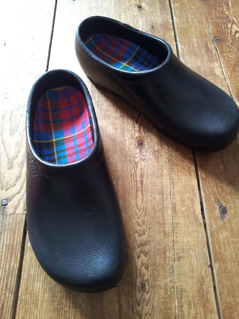 new garden clogs