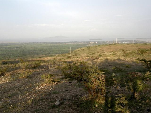 Vistas del valle del Rift