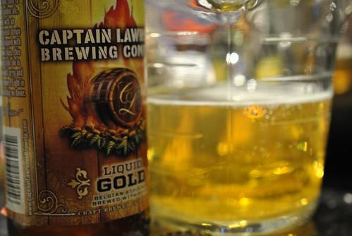 Captian Lawrence Liquid Gold