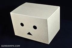 Big Scale Danboard Cardboard Assembling Kit Review (18)