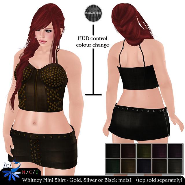 ZcZ Whitney Skirt