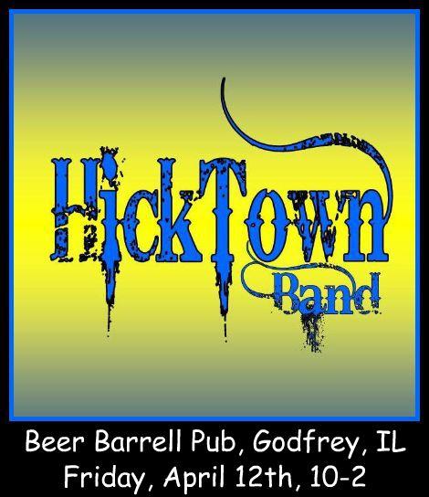 Hicktown 4-12-13