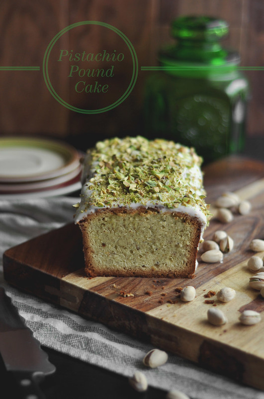 Pistachio Pound Cake - The Candid Appetite