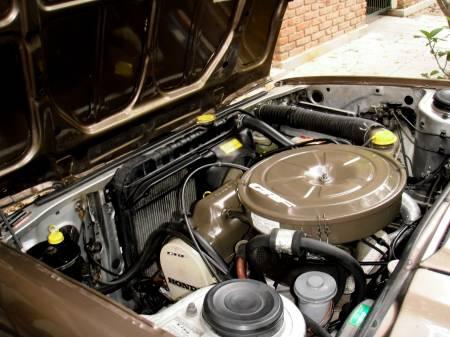 detalle del motor