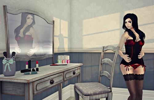 Trompe Loeil @ FaMESHed -  Vanity Unit
