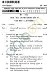 UPTU B.Tech Question Papers -BT-804 - Food Biotechnology