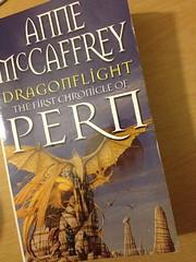 "Anne McCaffrey's ""Dragonflight"""