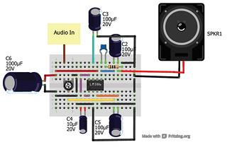 LM386audio-amplifier1