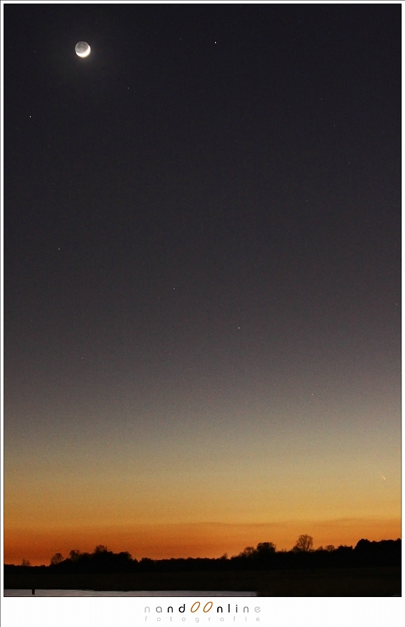De komeet C/2011 L4 Panstarrs - vervolg