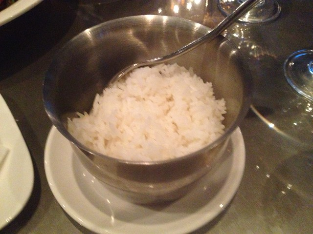 Steamed rice - Region