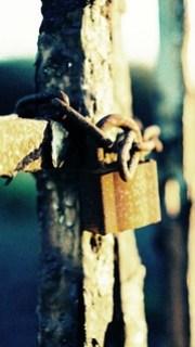 鍵をかけてしまうのは自分自身