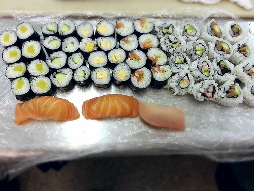 Best $5 spent: sushi making class! by pipsyq