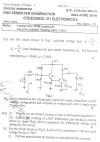 DTU Question Papers 2010 – 4 Semester - End  Sem - COE-EC-EE-IC-211
