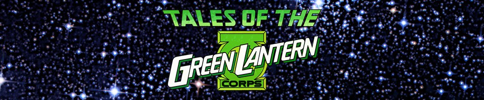 Green Lantern Corps: The Five Earths Project
