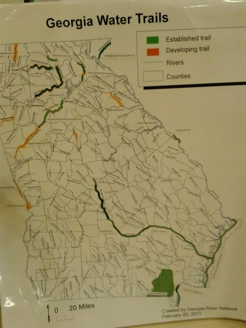 Georgia Water Trails