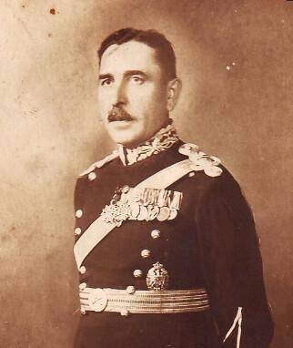 generalul de brigadă Vasile Mitrea