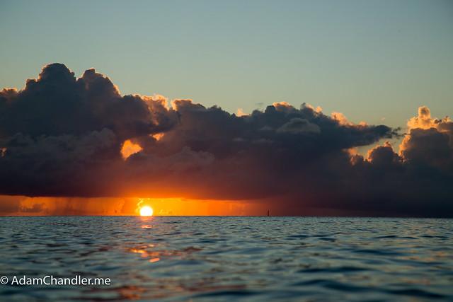 Bermuda Trip, 2016 (Sunset)