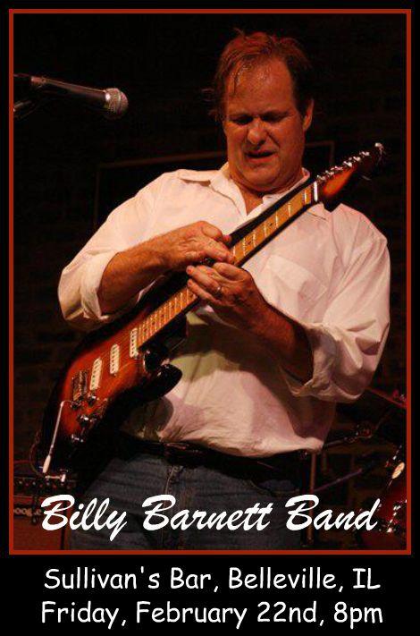 Billy Barnett Band 2-22-13