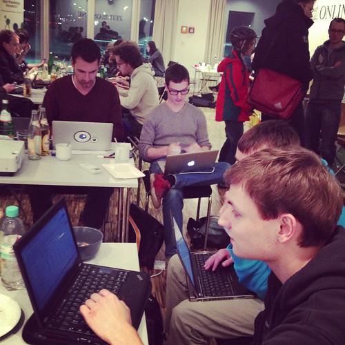 More Open Data Census challenge data mining in Berlin