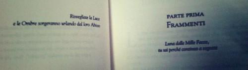 """""""Risvegliate la Luce e le Ombre sorgeranno urlando dal loro Abisso."""" by NymeriaStark2012"""