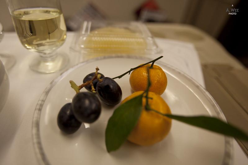 Selection of Fresh Fruits