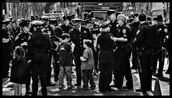 Everyone Loves a Parade - San Francisco - 2013 by Scott Loftesness