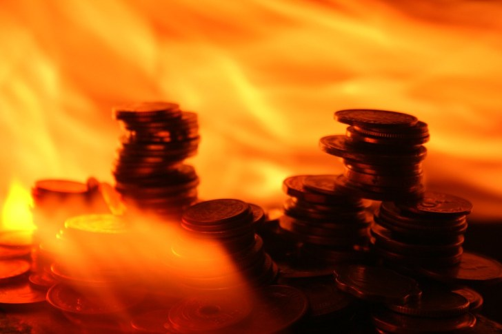 coins and fire1