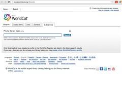 Find a Librarian: WorldCat