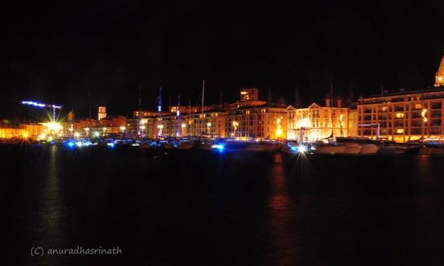 Along the Quay
