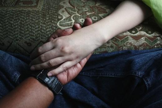 Hands in Hand: 4 of 100
