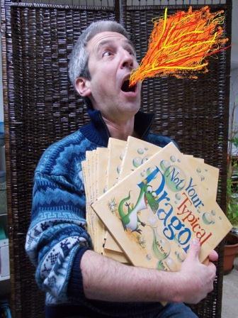 Getting my Dragon Books - small file