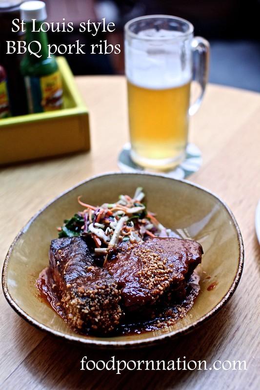 st louis style bbq pork ribs