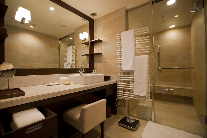 Bathroom Perspective
